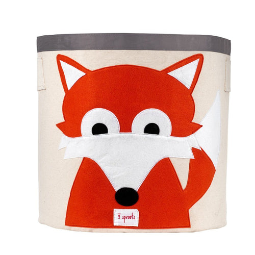 Fox Storage Bin - souzu.co.uk
