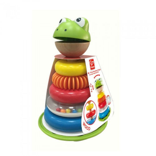 Mr. Frog Stacking Rings - souzu.co.uk