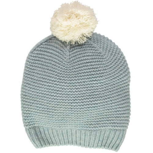 Duck Egg Cashmere Hat - souzu.co.uk