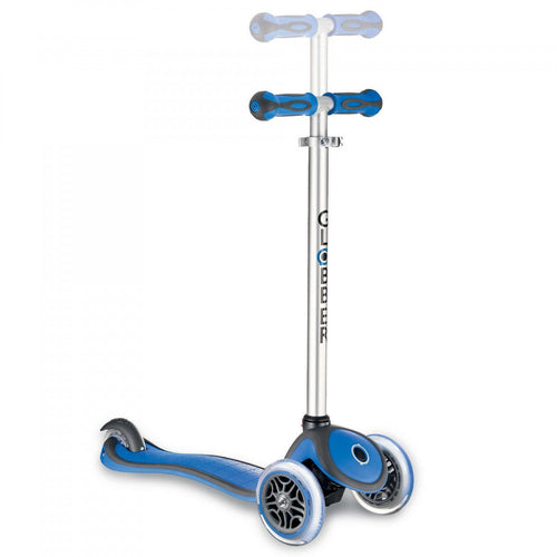 Navy Blue 5 in 1 Scooter with Lights - souzu.co.uk