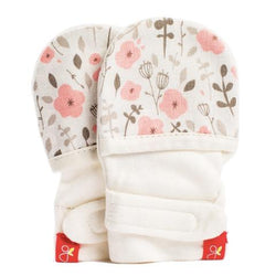 Enchanted Garden Mittens and Booties Set - souzu.co.uk