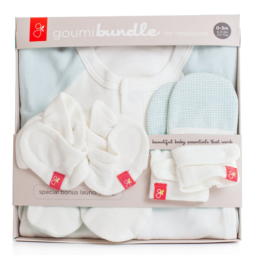 Aqua Newborn Set - souzu.co.uk