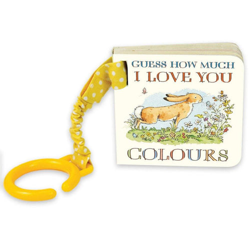 Guess How Much I Love You Buggy Buddy Book - souzu.co.uk