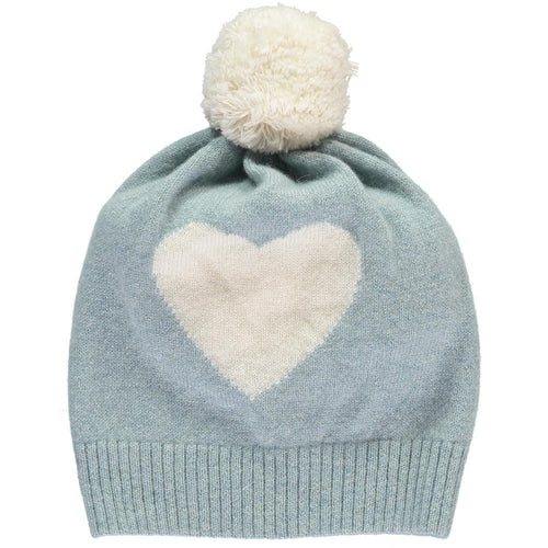 Duck Egg Heart Hat - souzu.co.uk