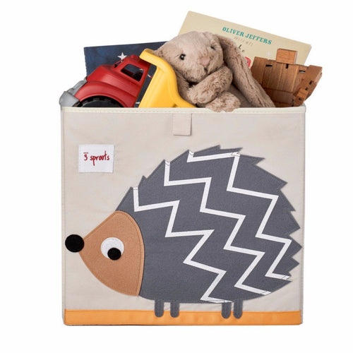 Hedgehog Storage Box - souzu.co.uk