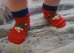 Fluffy Highland Cow Socks - souzu.co.uk