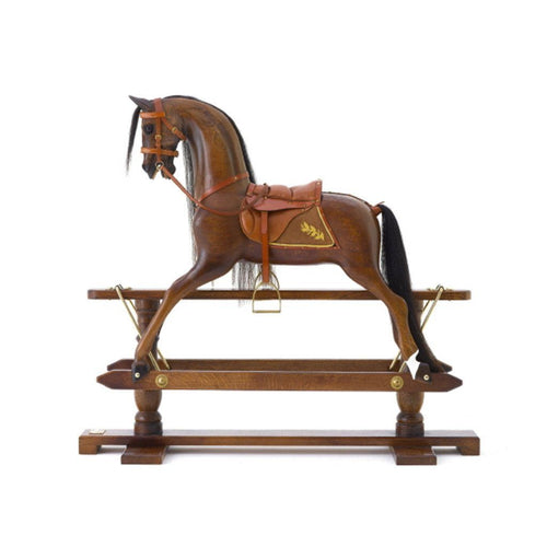 The Bright Bay Rocking Horse