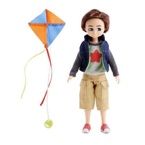 Finn Kite Flyer Doll - souzu.co.uk