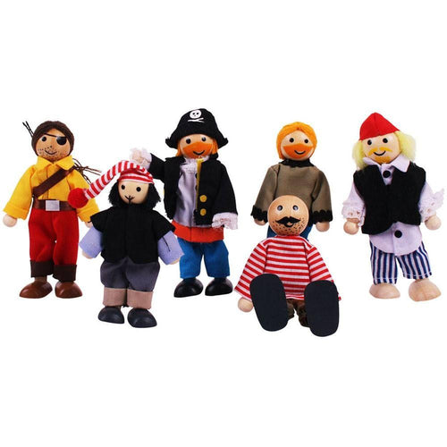 Pirate Doll Set