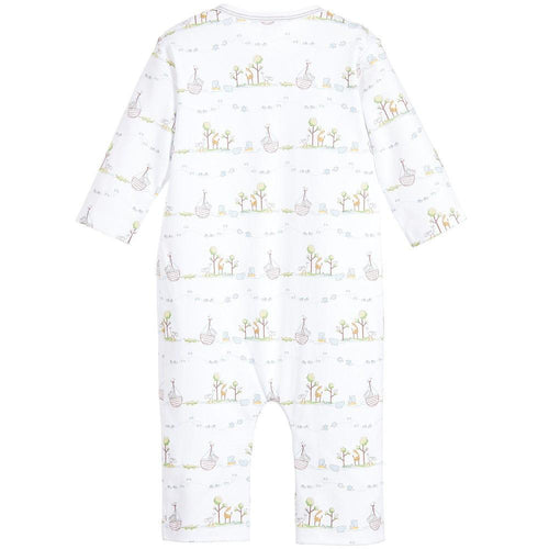 Noah Print Lt Blue without Feet - souzu.co.uk