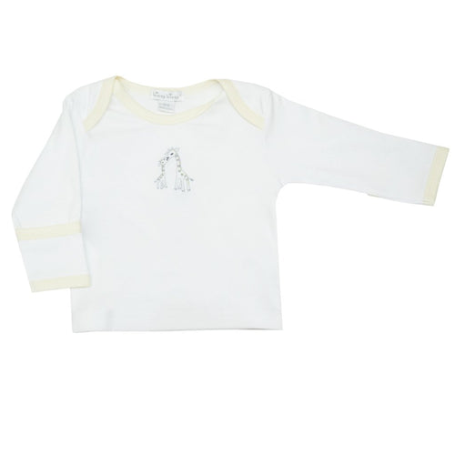 Giraffe Generations Footed Pant Set - souzu.co.uk