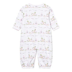 Noah's Ark Pink Print without Feet - souzu.co.uk