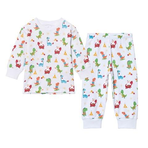 Dino Print Pyjamas - souzu.co.uk