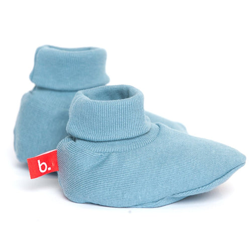 Denim Cotton Booties - souzu.co.uk