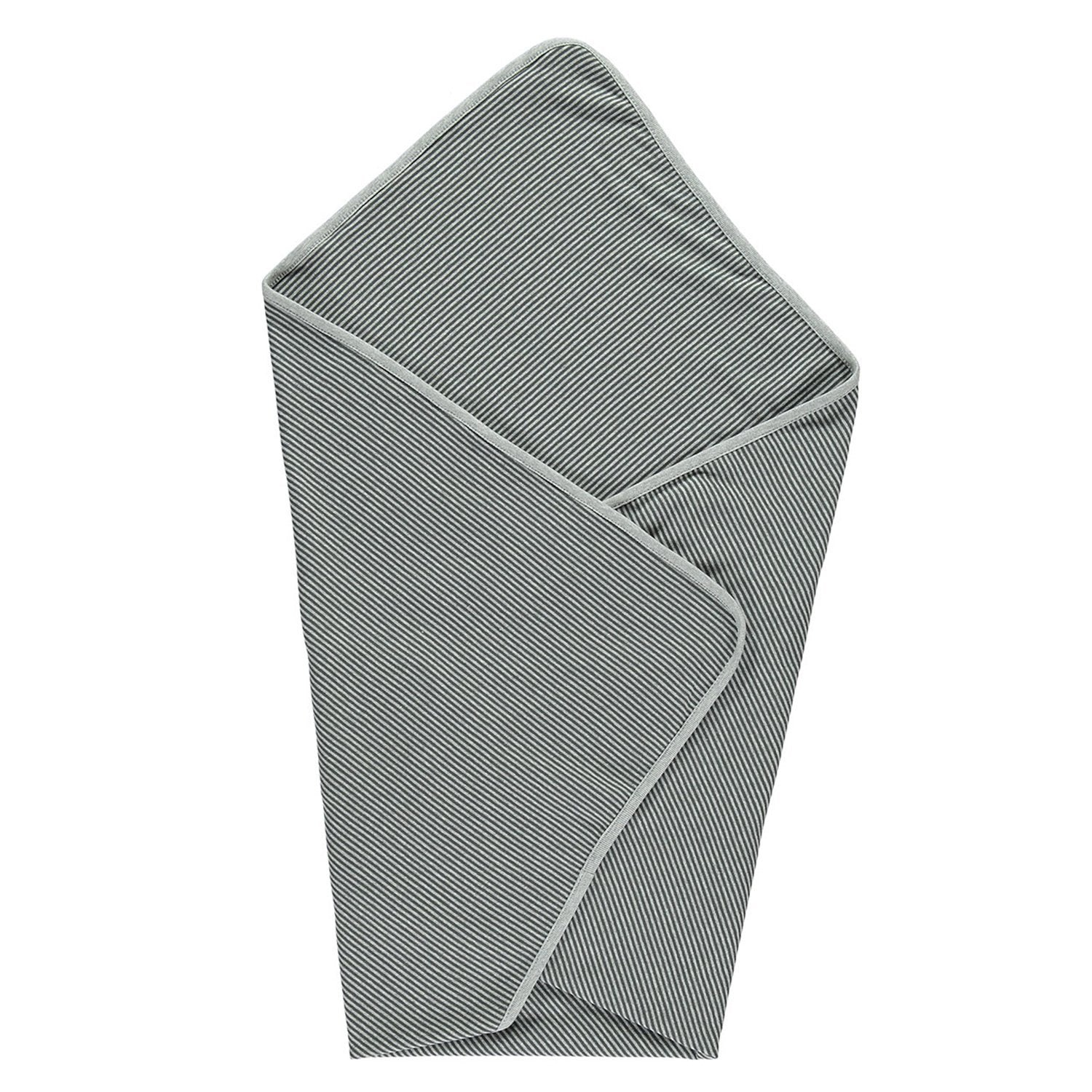 Grey Swaddle Blanket