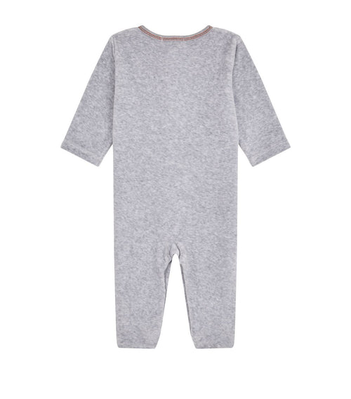 Velour London Guard Babygrow