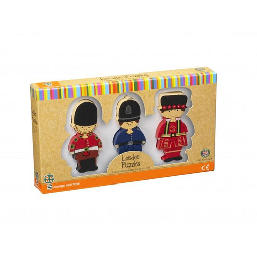 London Mini Puzzle Set