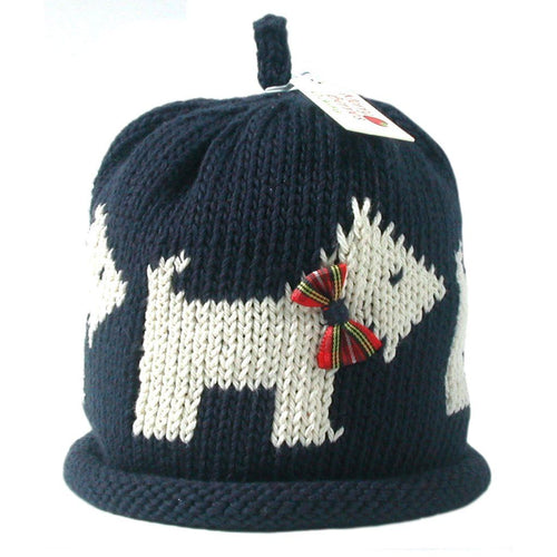Scottie Dog Hat - souzu.co.uk