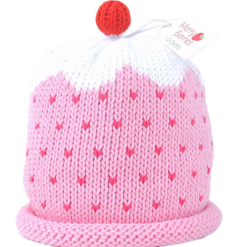 Pink Cupcake Hat - souzu.co.uk