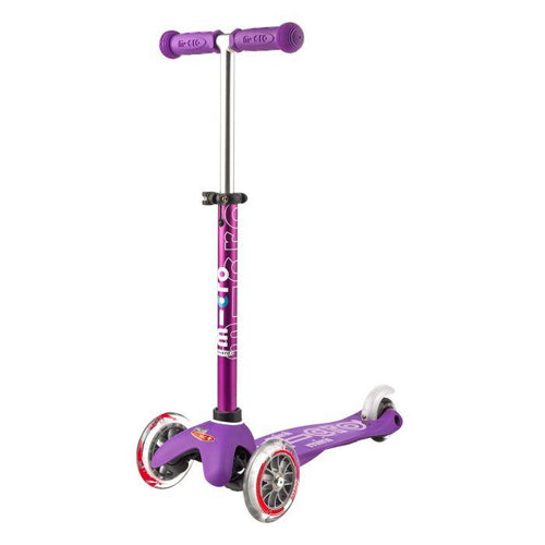 Mini Micro Deluxe Scooter - Purple