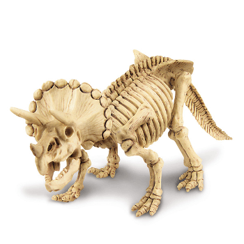 Triceratops Skeleton Excavation Kit