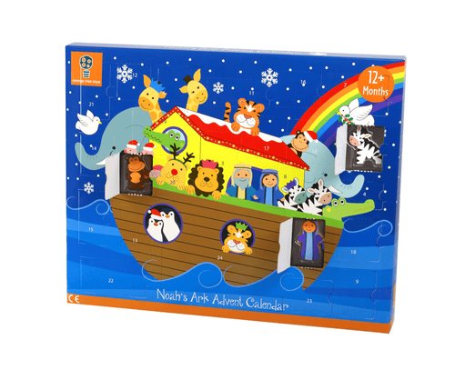 Noah's Ark Advent Calendar