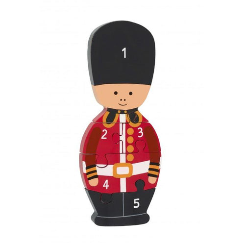 Number Soldier Puzzle - souzu.co.uk