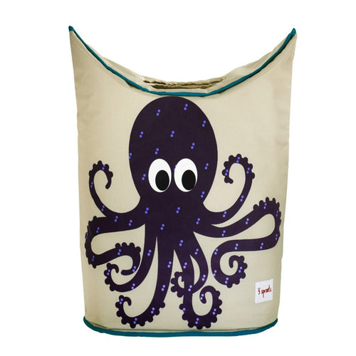 Octopus Laundry Hamper - souzu.co.uk