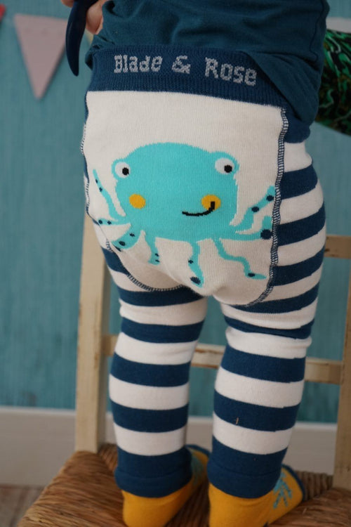 Octopus Leggings - souzu.co.uk