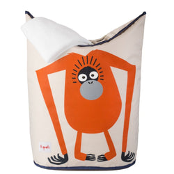 Orangutan Laundry Hamper - souzu.co.uk