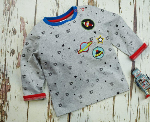 Outer Space Top - souzu.co.uk
