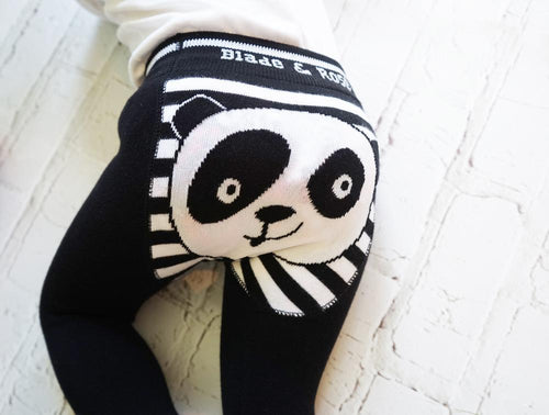 Panda Leggings - souzu.co.uk