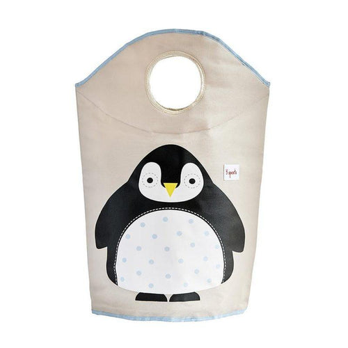 Penguin Laundry Hamper - souzu.co.uk