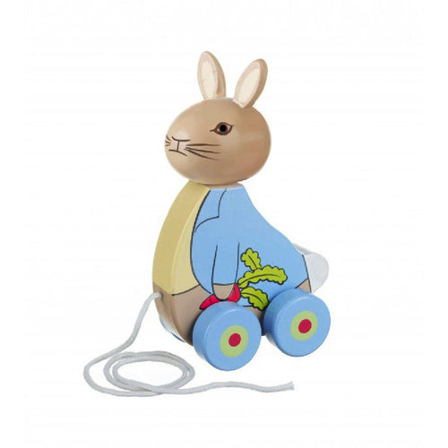 Peter Rabbit Pull Along - souzu.co.uk