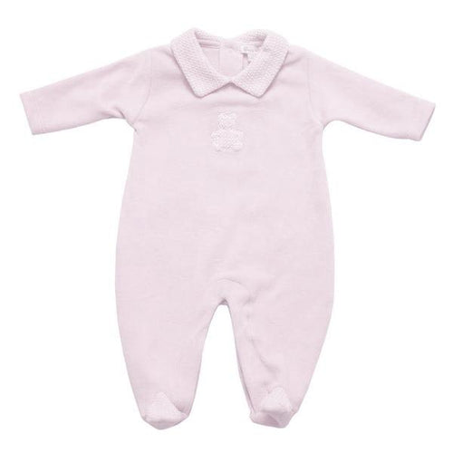 Pink Honey Bear Babygrow