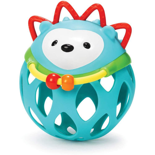 Explore&more Roll Around Hedgehog Rattle