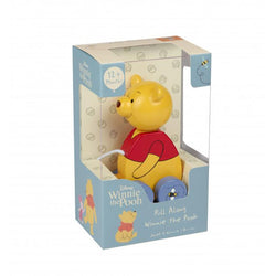 Winnie The Pooh Pull Along - souzu.co.uk