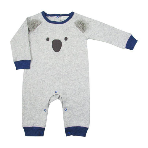 Koala Applique Babygrow - souzu.co.uk