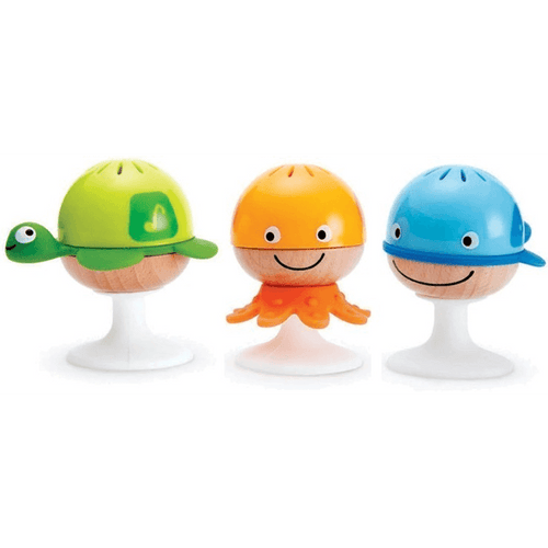Sea Animal Rattle Set - souzu.co.uk