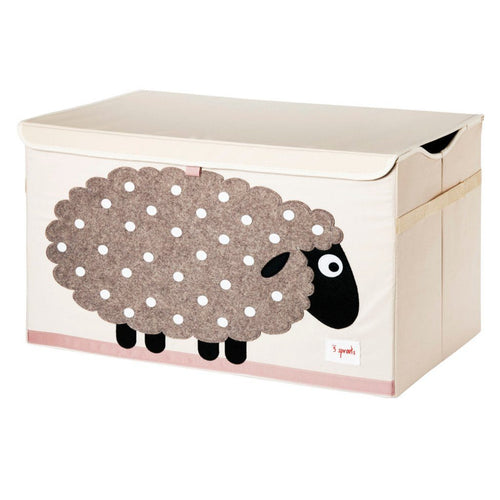 Sheep Toy Chest - souzu.co.uk