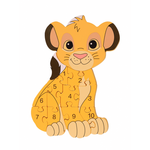 Simba Number Puzzle