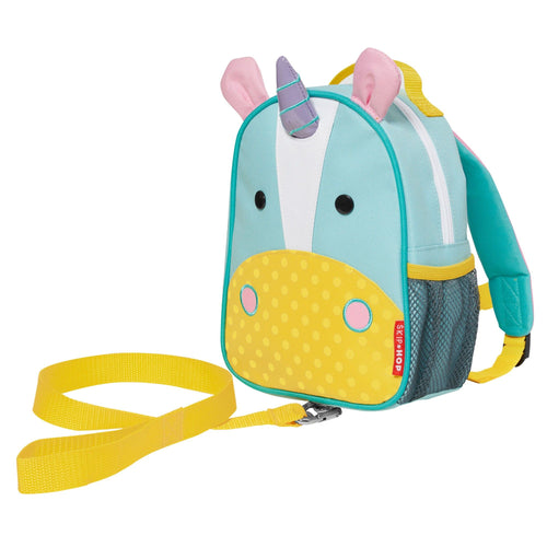 Zoo Let Mini Backpack with Rein  Unicorn
