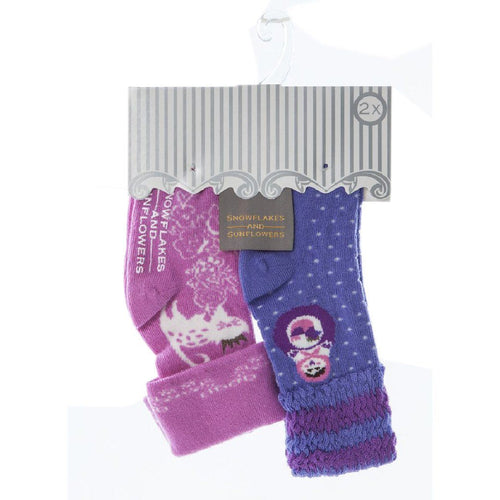 Purple Socks - souzu.co.uk