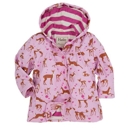 Soft Deer Raincoat - souzu.co.uk