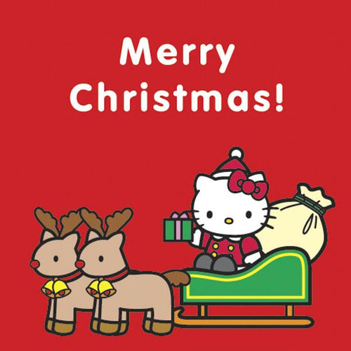 Hello Kitty Christmas Pack