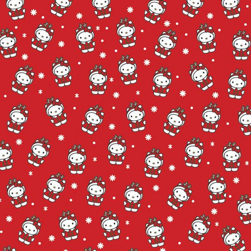 Hello Kitty Christmas Gift Wrap