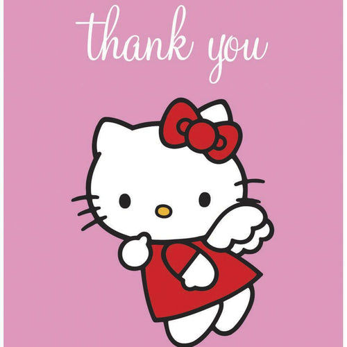 Hello Kitty Thank You Pack