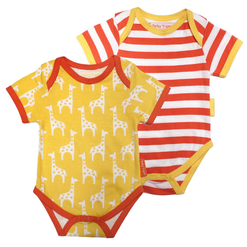 Baby Giraffe Top - Pack of 2