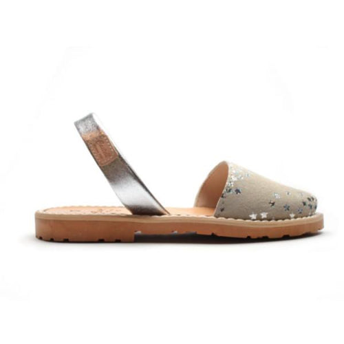 Sliver Star Sandals - souzu.co.uk