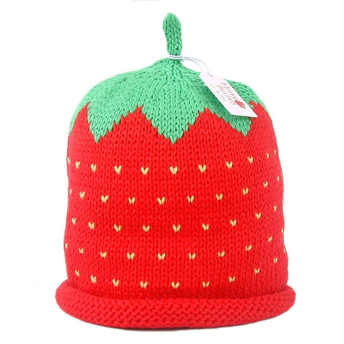 Strawberry Hat - souzu.co.uk
